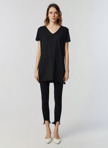 Monamoda Tişört Siyah